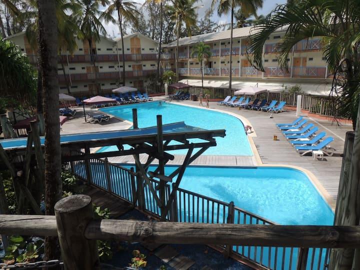 vacances de charme en Martinique avec piscine