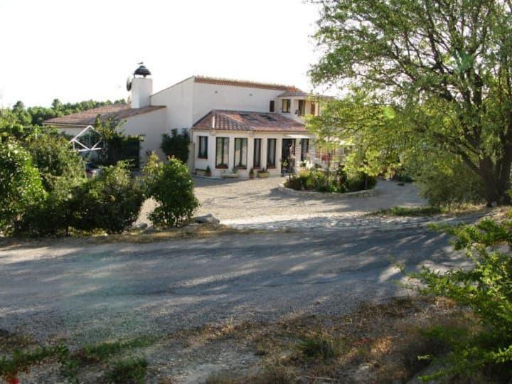 Maison a cote du Parc National du Haut Languedoc