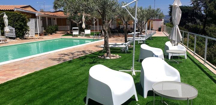 Giove & Venere Apartment | Oasi del Borgo