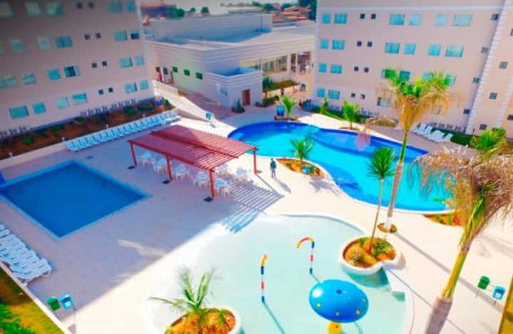 Encontro das Águas Thermas Resort Caldas Novas-GO