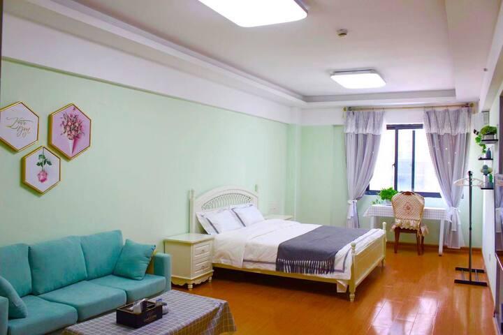 『猪窝·民宿』韩式田园风·爱之初体验·和泰公寓·欧尚隔壁·市中心位置·周边应有尽有