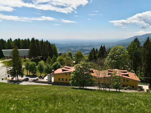Bilocale in montagna-Valdobbiadene - Pianezze - Lejlighed