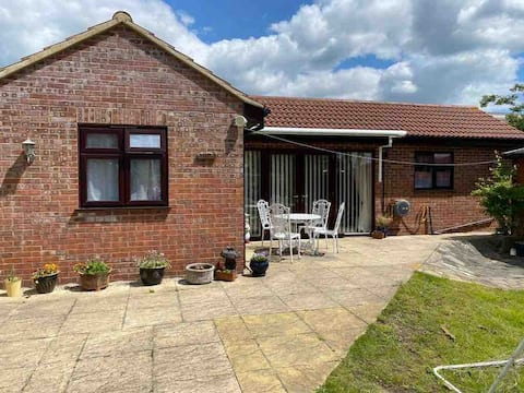 Self contained Annex available for short stays