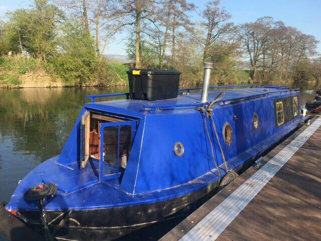 Small, cosy narrowboat in country! - Keynsham - เรือ