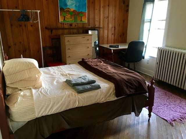 Great CORNELL Location for long term stay!