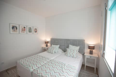 Very nice apartment in Ericeira's center