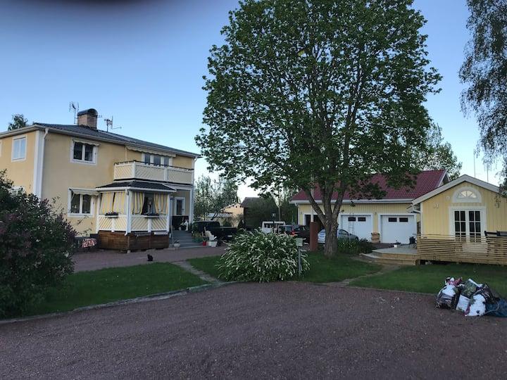 Lägenhet i flerfamiljshus i  centrala i Mora