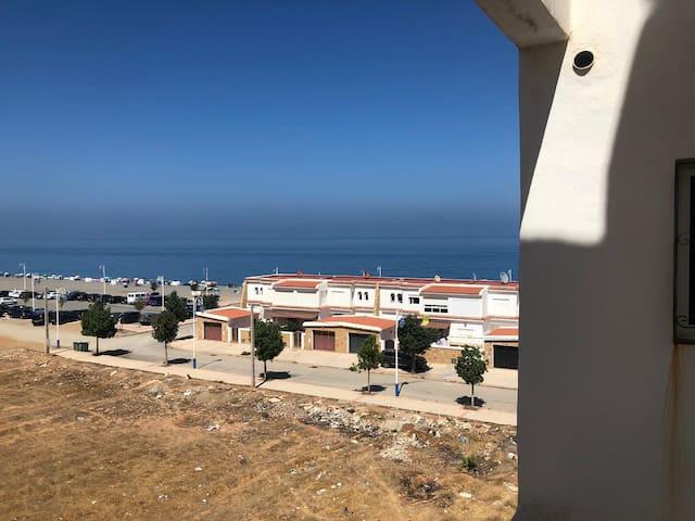 Appartement bord de plage