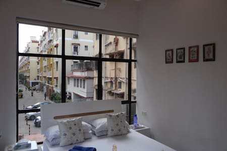 2kms from airport, quiet, free WiFi - Guesthouse