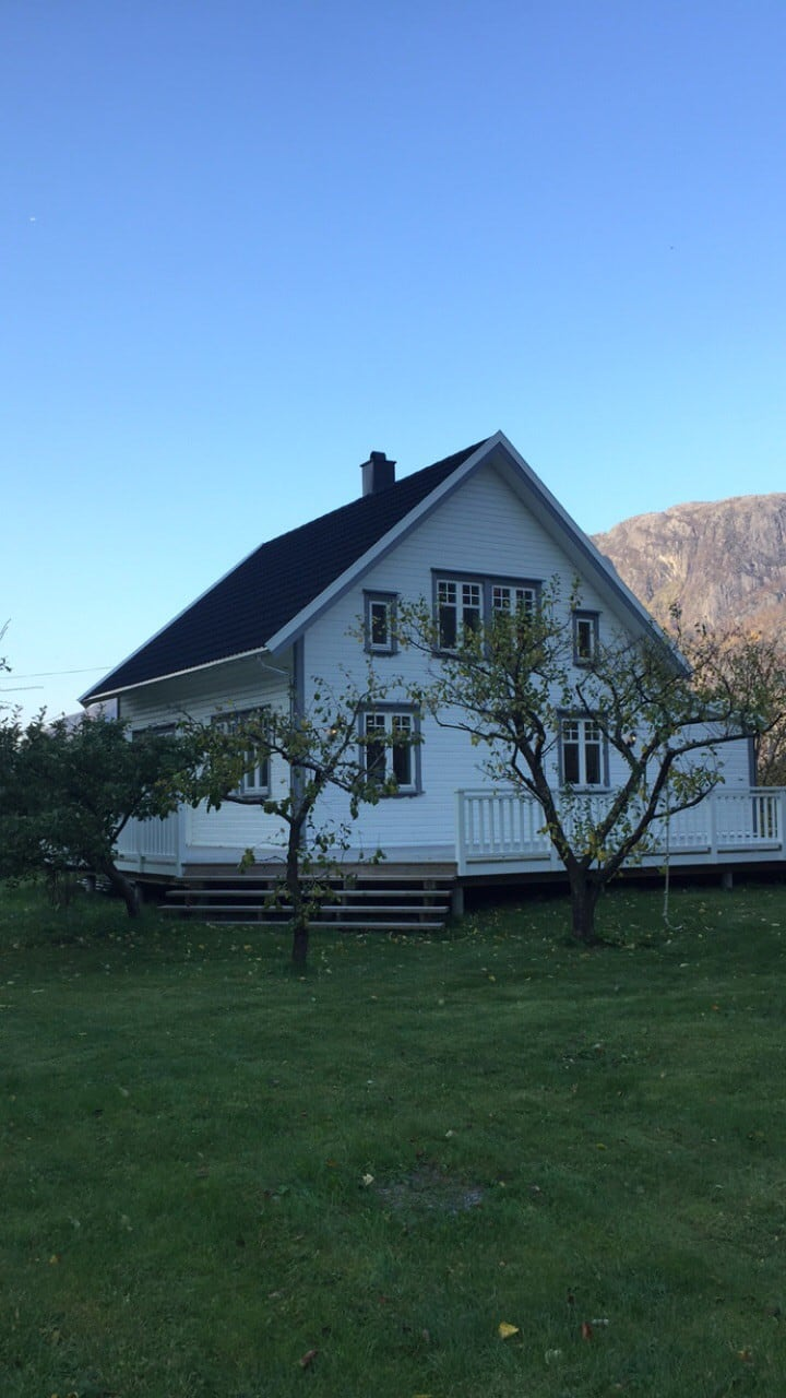 Cozy house in beautiful surroundings - Dirdal