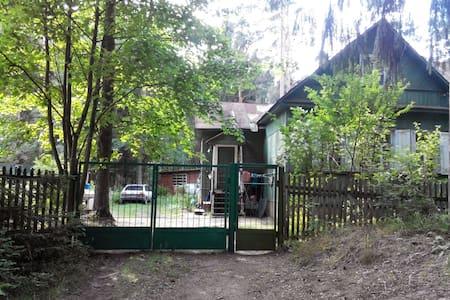 Дом у озера. House near lake . - Vaskelovo - Σπίτι