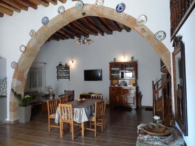 Authentic & Charming Traditional village house