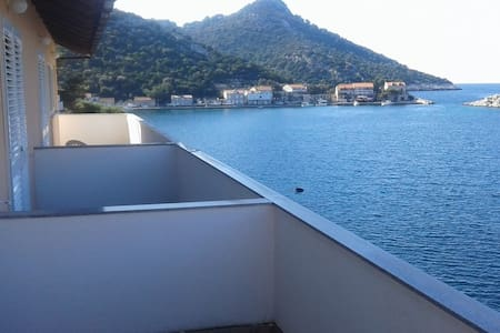 Villa Aragosta Seaview Apartment 3 - Zaklopatica - Daire