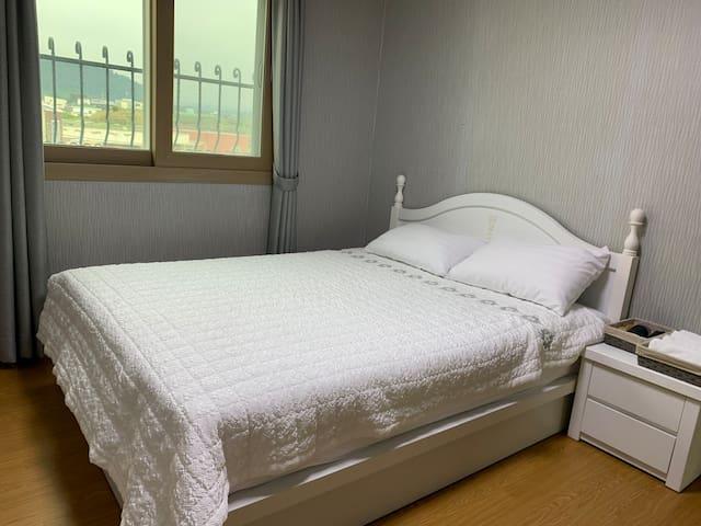 바다전망 패밀리룸 See view family room미카사离海一分钟 家庭套房