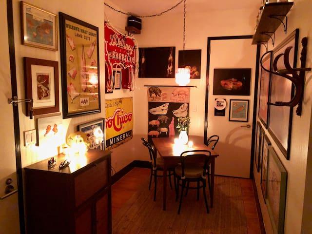 Food & Music Dream Apartment in Williamsburg