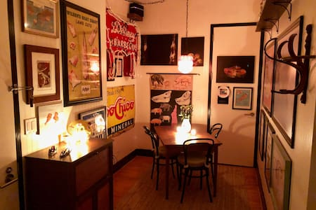 Food & Music Dream Apartment in Williamsburg