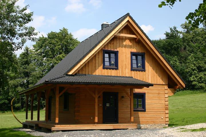 Roubenka Hradová - Malenovice - Sommerhus/hytte