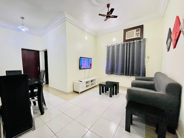🤩ENTIRE 1 BEDROOM FLAT +24Hrs LIGHT @UTAKO ABUJA.