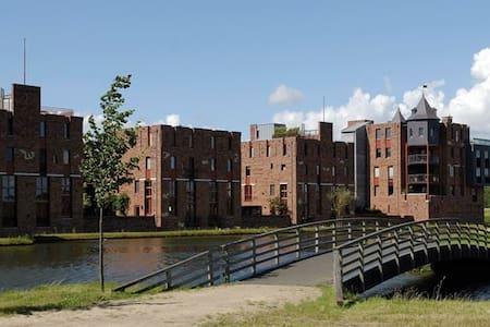 Prachtige kasteelwoning te 's-Hertogenbosch. - 's-Hertogenbosch - Dom