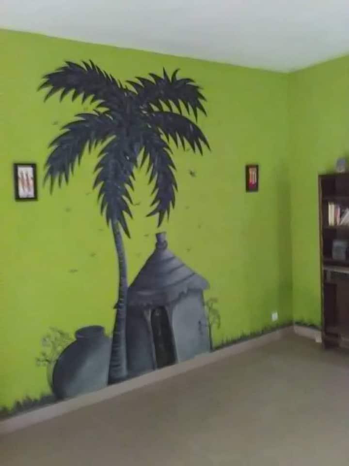 Maison avec dépendance  au cœur du Sénégal