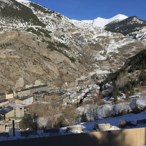 Esqui en Grandvalira - Canillo - Apartment