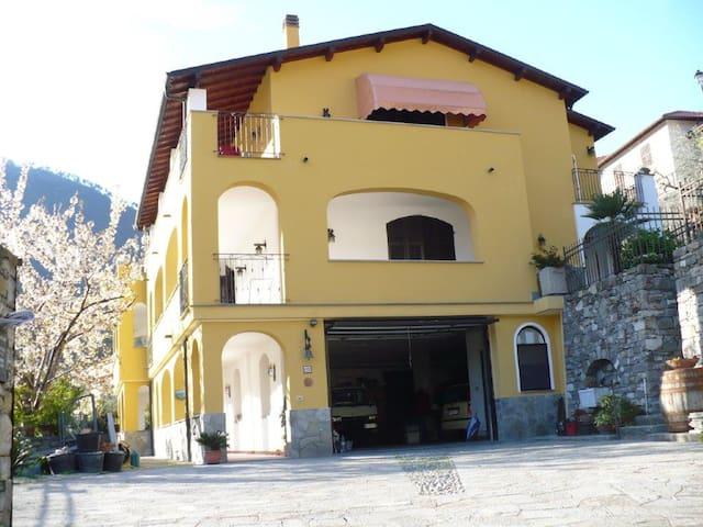 casa del ciliegio /  appartamento Girasole. - Badalucco - Apartment