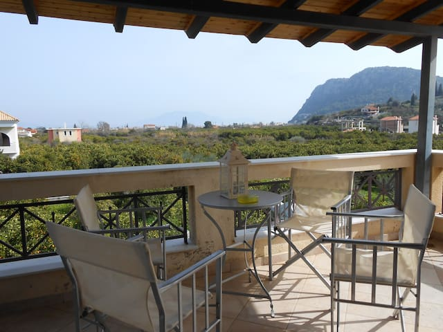 Filoxenia Hermes Apartment - Epidavros - Wohnung
