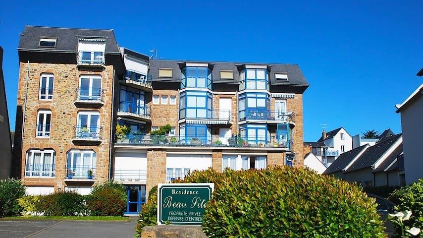-20% ! Appartement avec accès direct à la baie Sainte-Anne !