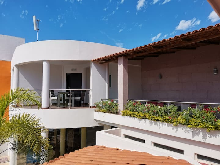 Habitación Máster Suite
