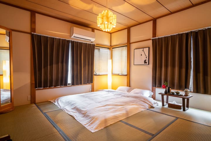 Spacious, Comfy Family House★a close Skytree View