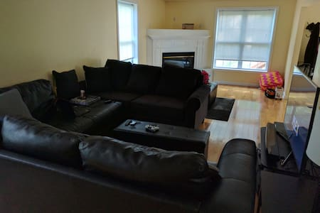 Private room in a beautiful condo - Hudson - Apartament