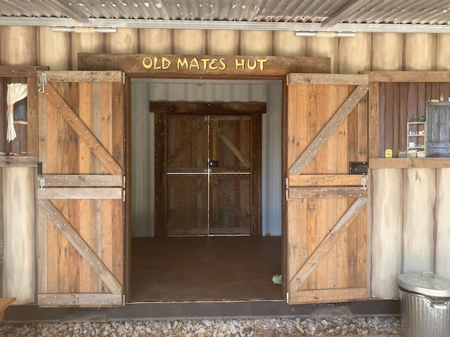 OLD MATES FARM - OLD MATES HUT