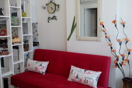 The comfortable cosy apartment 1+1 near the beach
