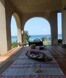 Seaside Summer Villa - Fourka - Villa