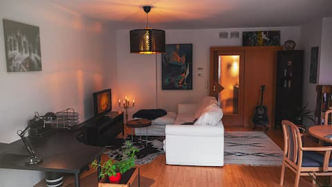 Stylish 70m² apartment nearby central city