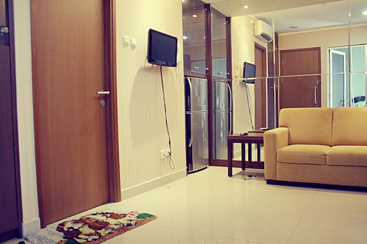 Sahid Sudirman Residence (strategic & convenience)