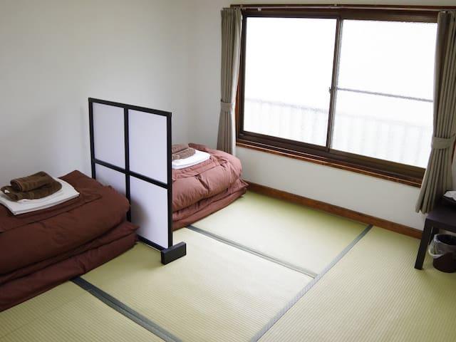 ゲストハウス尾道ポポー【禁煙】女性専用ドミトリー(相部屋)
