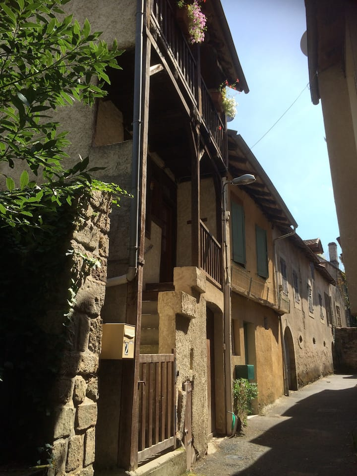 Charming House in Centre of Medieval Town