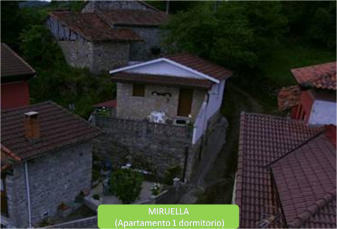 Casa Miruella, Ñeros de Següencu, Cangas de Onis