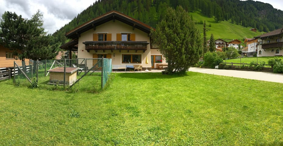 Wohnung Aurona Wolkenstein Gröden - Selva di Val Gardena - アパート