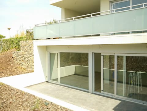 maison neuve sur 3 etages bordure golf el bosque  3 chambres 3 grands lits   premier location pas de gaz  ni eau chaude