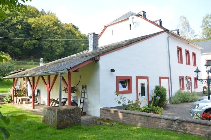 Casa acogedora en Heidweiler, Alemania con jardín privado