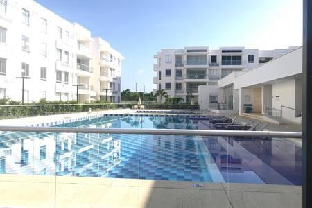CÓMODO y LINDO apartamento en Cartagena de Indias