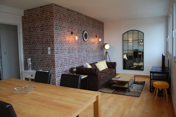 Charmant T3 de 63 m², centre-ville Montargis