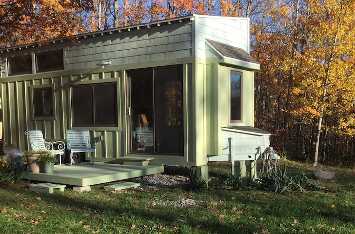 Leelanau Little House: A Big Small Space - Suttons Bay - Haus