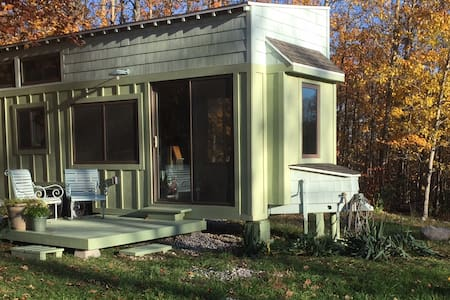 Leelanau Tiny House: A Big Little Retreat - 薩頓灣 - 獨棟