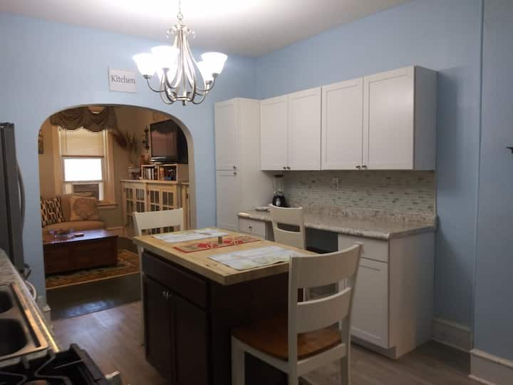 Entire Apartment in the heart of Wilmington, DE