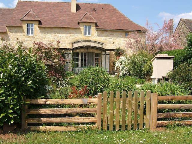 Côté jardin (sud)