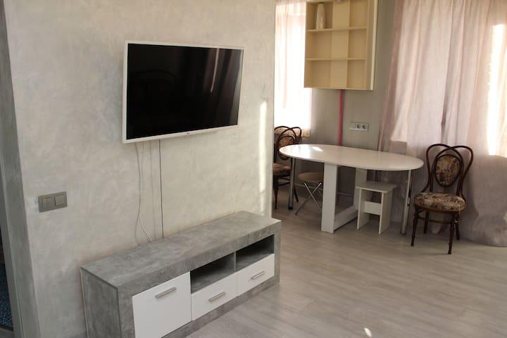 Трехкомнатные апартаменты на Кутузовском