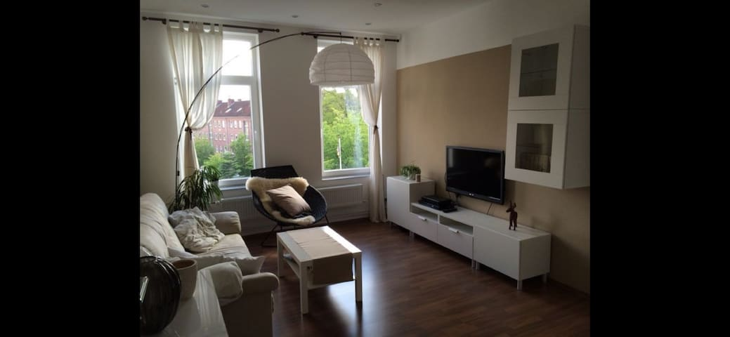 Penthouse Suite Nähe Messe Hannover, Algermissen